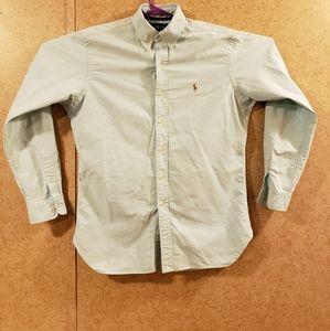 Mens Polo Ralph Lauren Classic Fit Dress Shirt